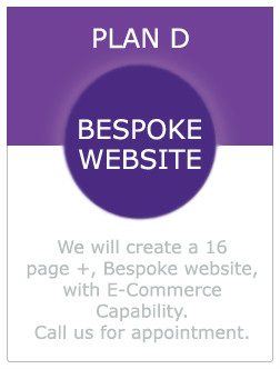 image of plan d bespoke website 16 page plus website dundalk co. louth
