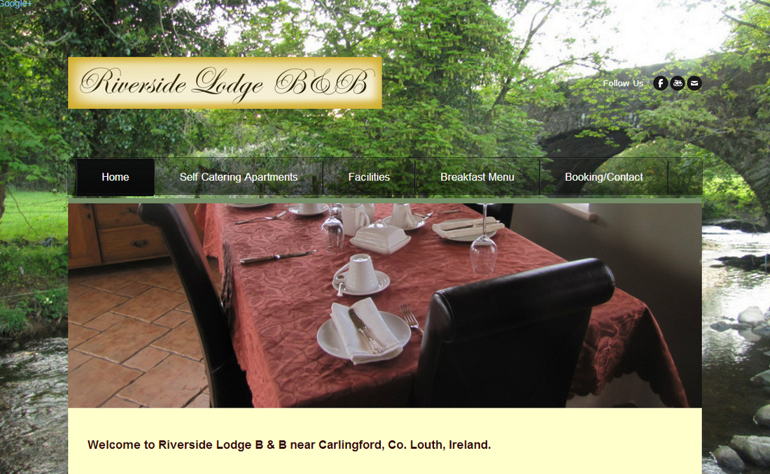 image of new website created by dynamic web design and marketing dundalk